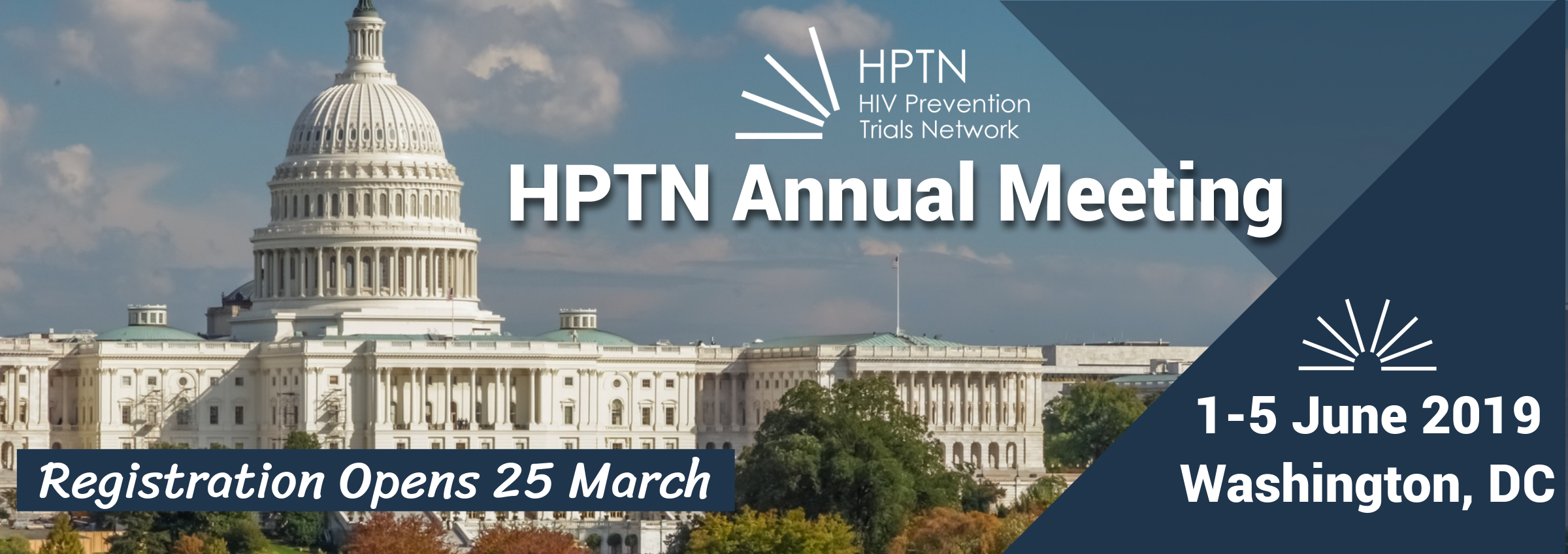 2019 HPTN Annual Meeting | The HIV Prevention Trials Network