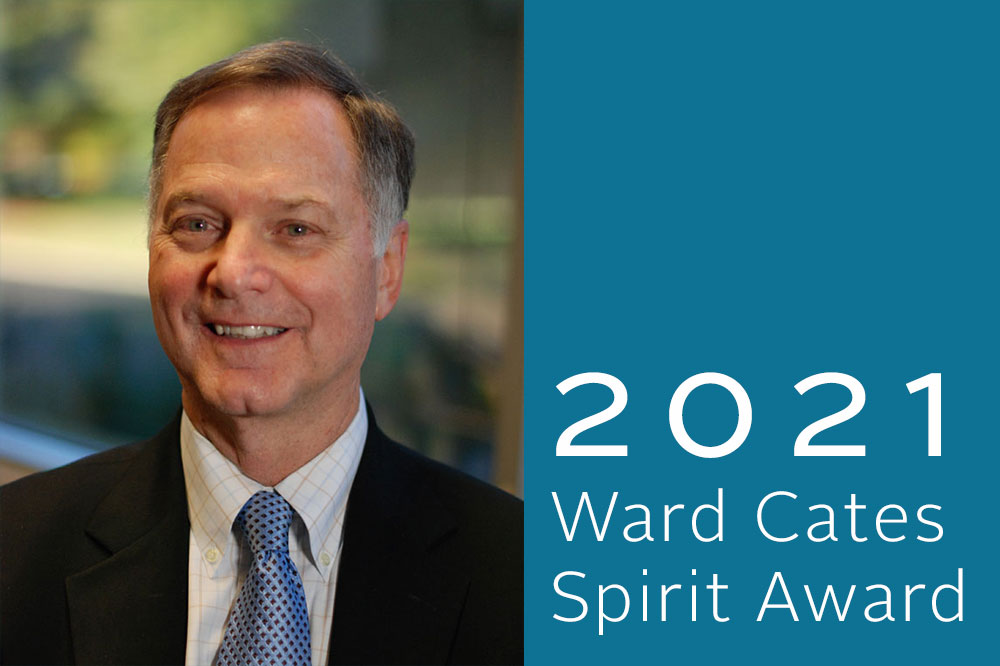 Ward Cates Spirit Award
